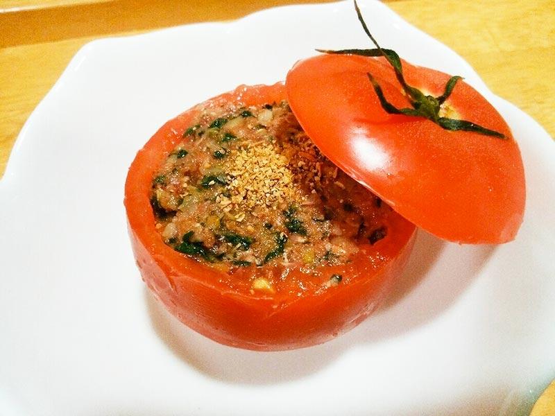犬猫レシピ「トマトカップ」