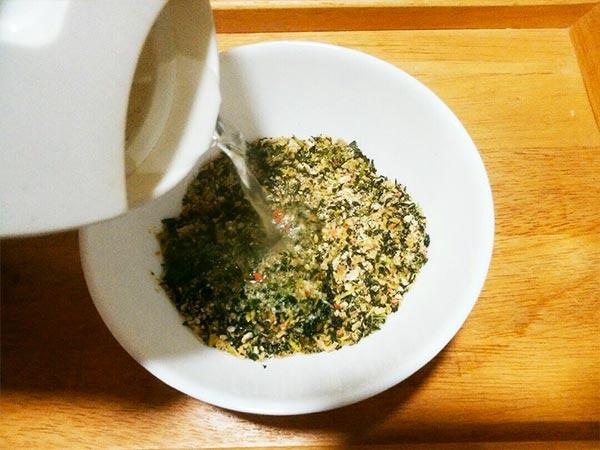 健康一番 × 馬 × エゴマ(アレルギー対応レシピ)の作り方2