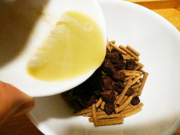 長寿一番 × 鹿ビッツ × 葛(アレルギー対応レシピ)の作り方4