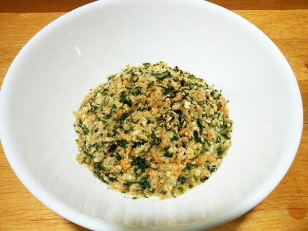 ラム御膳を使った簡単健康レシピの作り方2