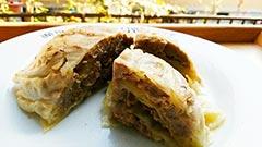 犬猫のラム肉を使ったレシピ「キャベツのミルフィーユ」