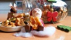 犬猫のおやつレシピ「さつま芋のフルーツクッキー」