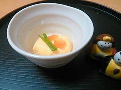 犬猫の栄養のめぐみを使ったレシピ「卵豆腐」