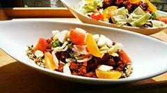 犬猫の手作りご飯の素、健康一番のレシピ「栄養満点タコライス」