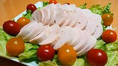 鶏胸肉レシピ「鶏ハム」