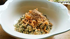 犬猫の皮膚病におすすめレシピ「健康一番の手作りご飯の具(鶏)のせ」