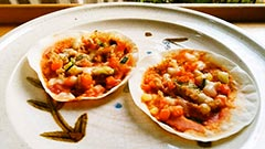 犬猫のレトルト肉・乾燥肉を使ったレシピ「餃子の皮でおやつピザ」