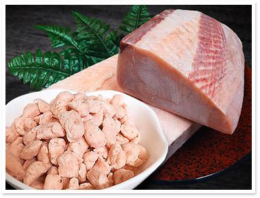 犬猫の肝臓病におすすめの白身魚「たいパラパラミンチ 300g」